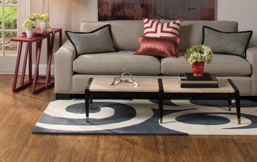 עיצוב הבית עם שטיחים